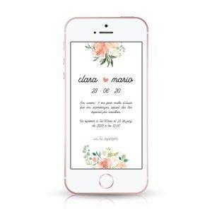 Invitacions de casament online